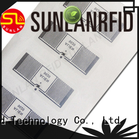 Sunlanrfid Top rfid tag cost factory for daily life