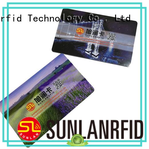 Sunlanrfid sunlanrfid prox card supplier for shopping Center