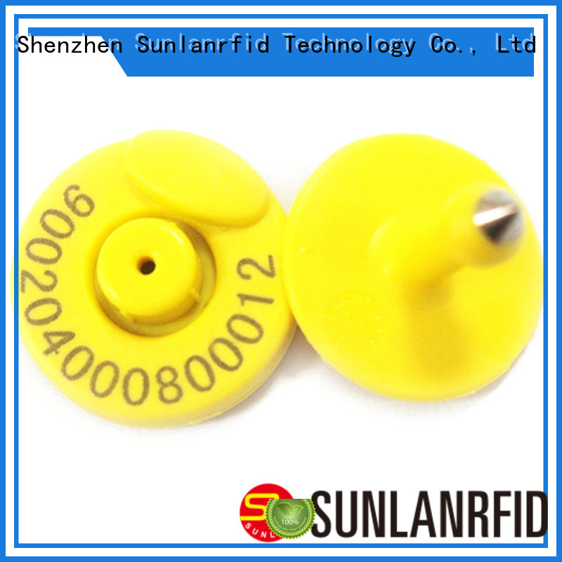Sunlanrfid tag rfid animal tracking supplier for parking