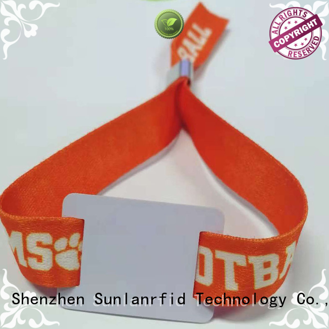 Sunlanrfid windshield rfid wrist tag windshield company