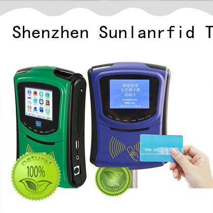 Sunlanrfid transit transit card transportation for shopping center