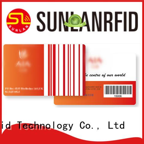 Sunlanrfid mifare rfid smart card card for parking