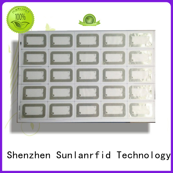 Sunlanrfid uhf laminated pressboard company for access control