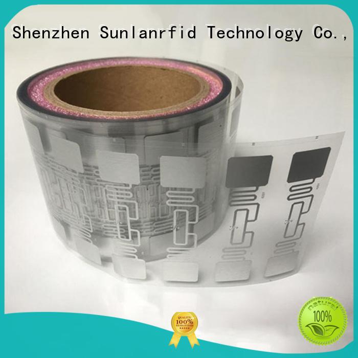 Sunlanrfid Brand uhf inlay dry uhf dry inlay