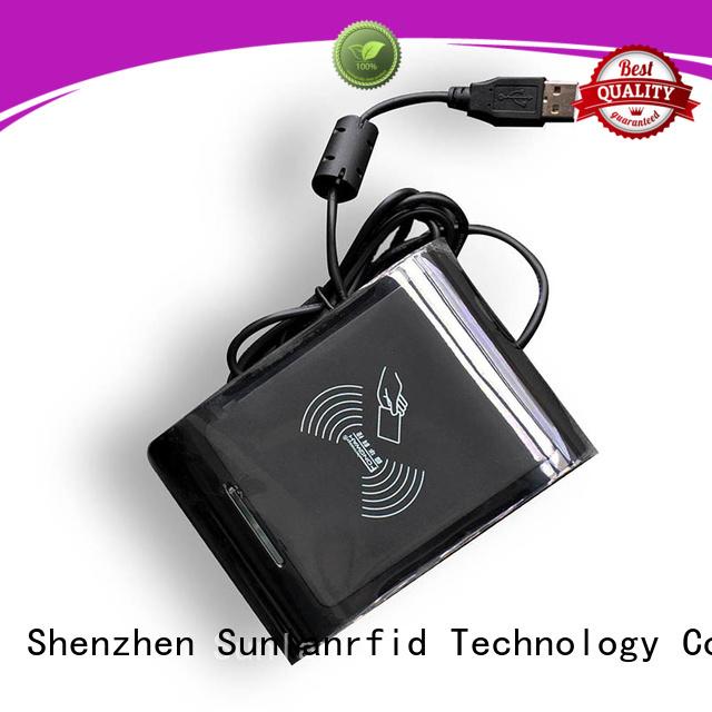 Sunlanrfid sale rfid card reader supplier for transportation