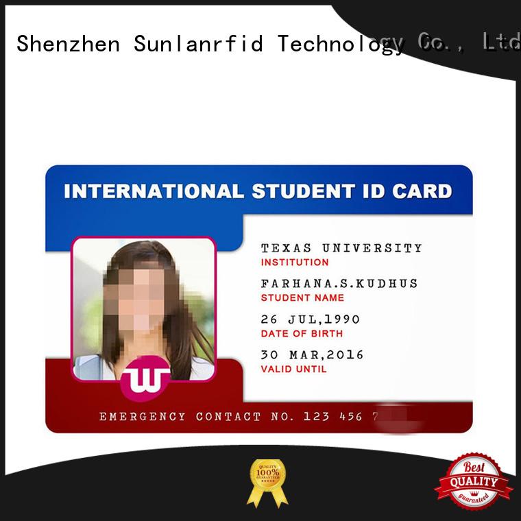 id fake international student identity card em4450 Supply for access control