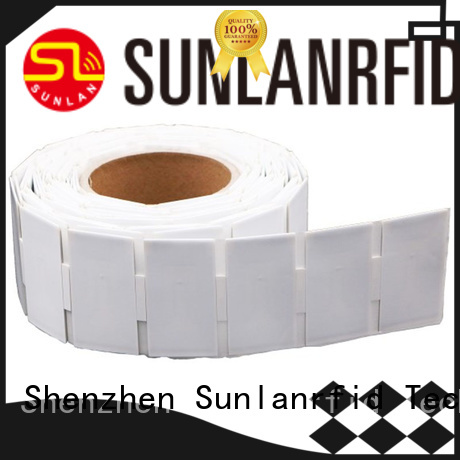 Sunlanrfid flexible rfid sticker series for shopping Center