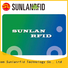 ultralight smartcard tickets mifare for daily life Sunlanrfid