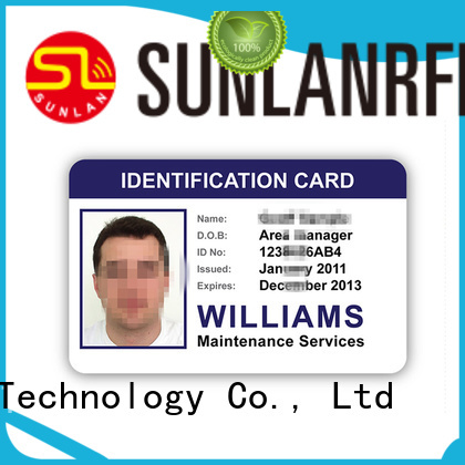 Custom where can i get an id card made mifare Supply for time and attendance