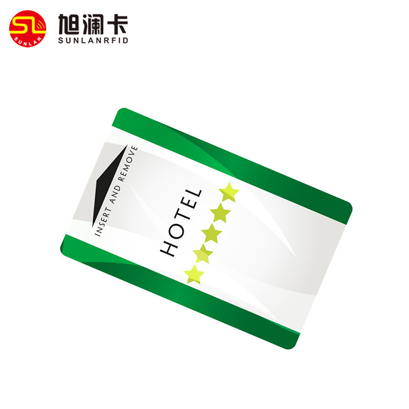 Hotel Key Card with MIFARE Classic EV1 4K
