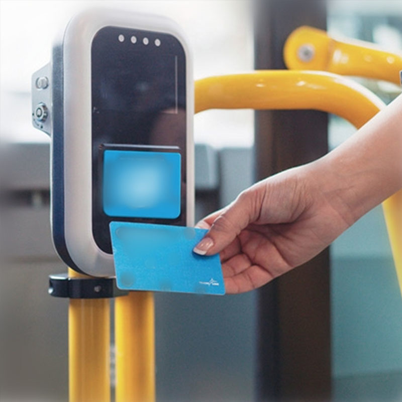 Transit Transportation Smart Card with MIFARE DESFire  EV1 2K