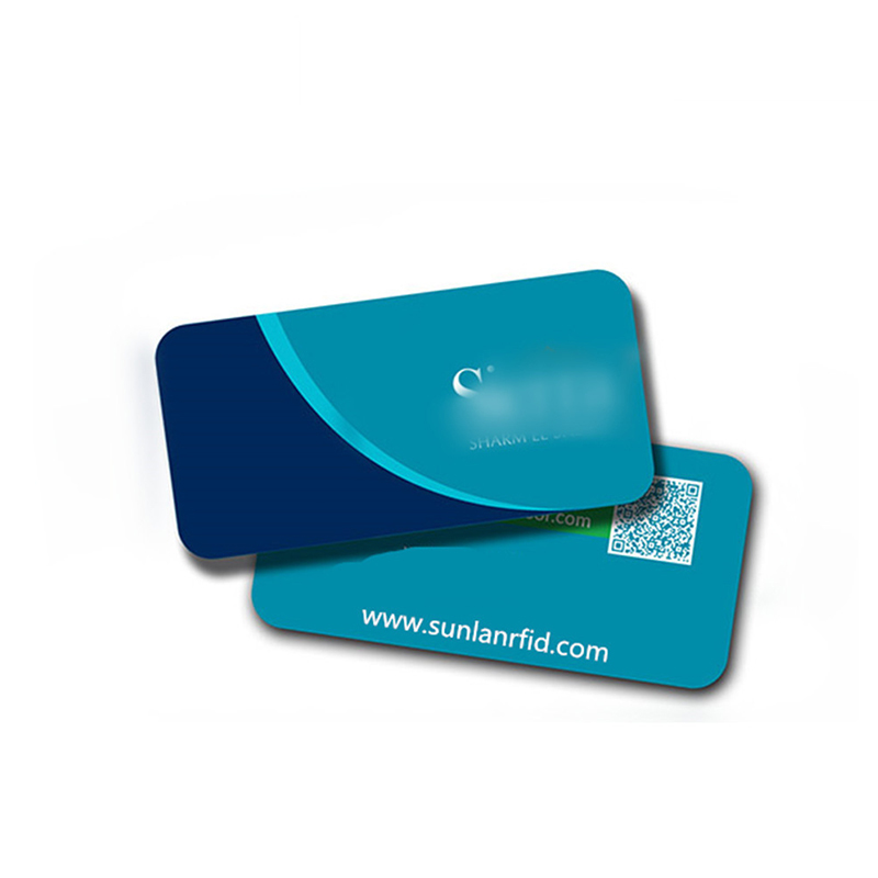 PVC Smart Parking Card with Alien Higgs 3 9662