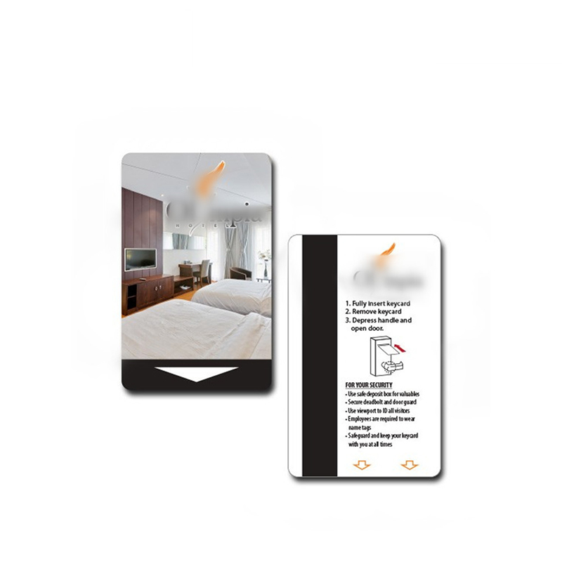 Hotel Key  Card with MIFARE Classic EV1 1K 4 NUID