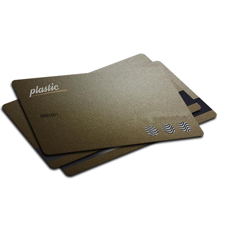 PVC Loyalty VIP Card with MIFARE Ultralight Nano Chip