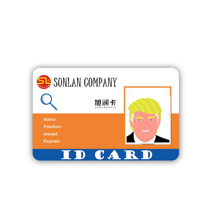 Student ID Card with NTAG213 Chip