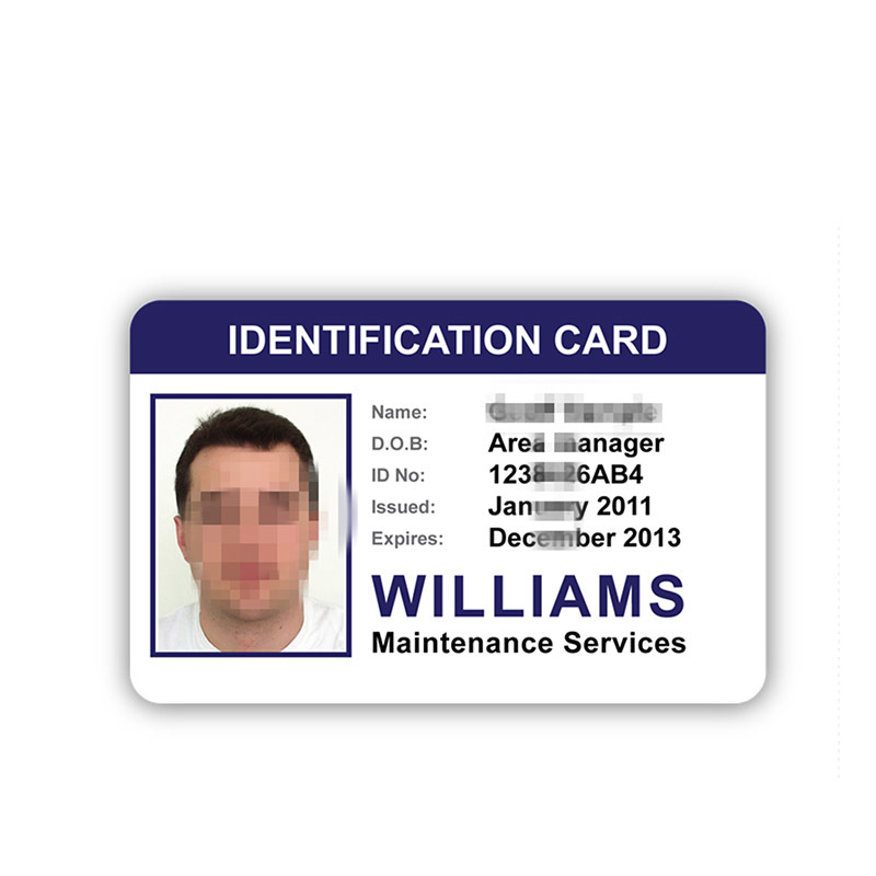 Student ID Card with MIFARE Ultralight C Chip