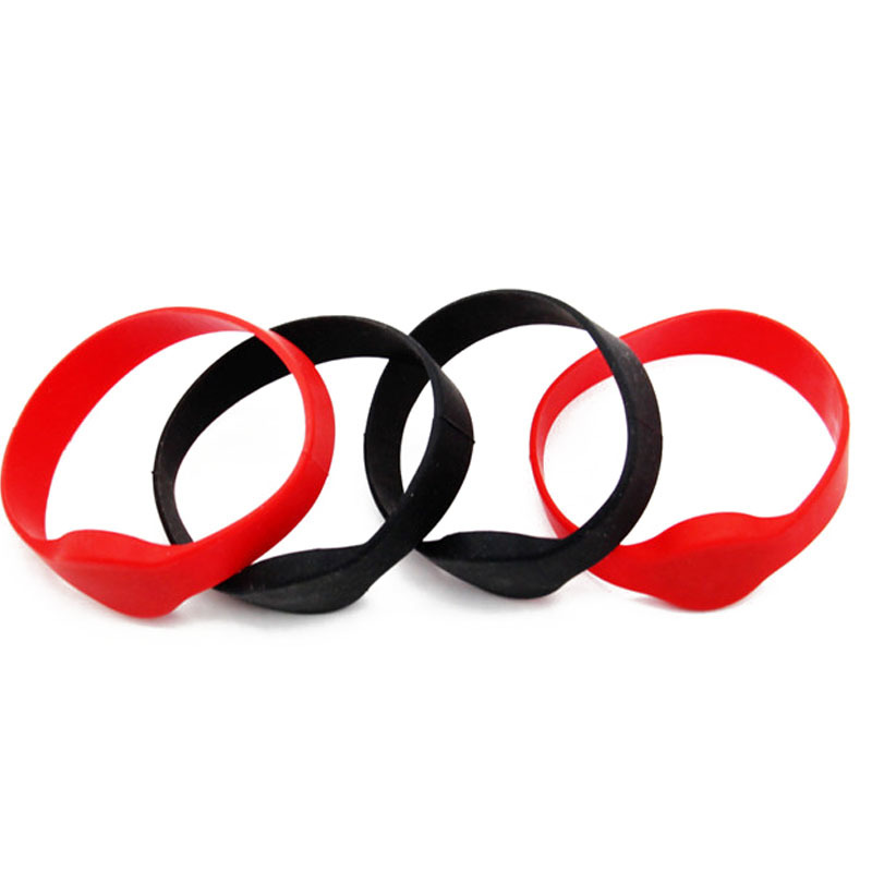 Silicone RFID Wristband  with MIFARE Classic 1k