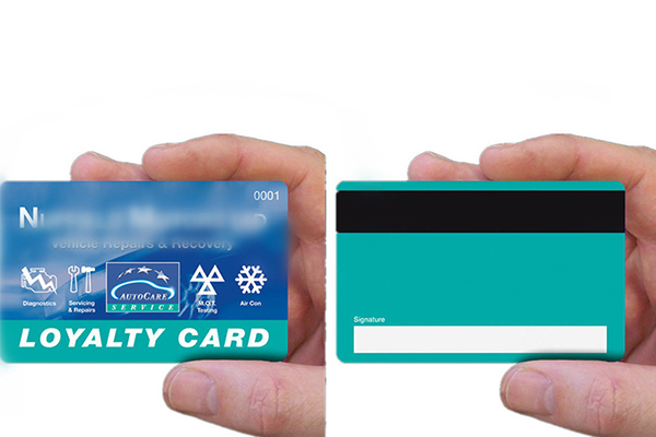 Sunlanrfid nano rewards cards series for access control