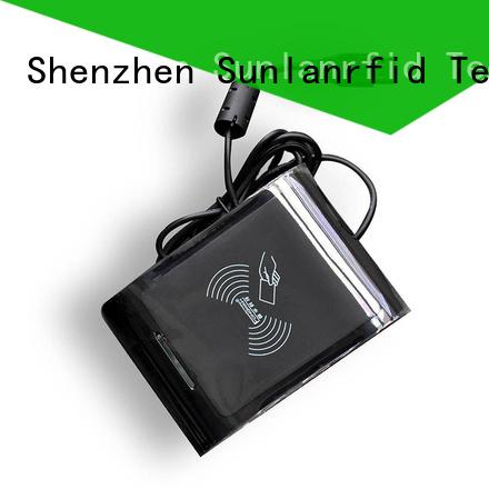 Sunlanrfid online rfid reader writer module for business for transportation
