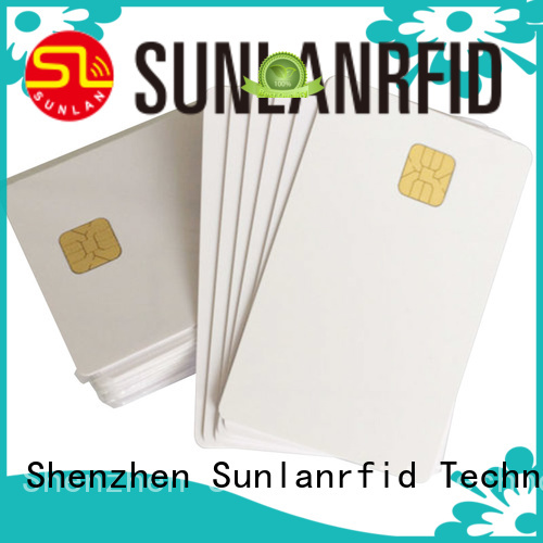 Sunlanrfid smart card application card for daily life