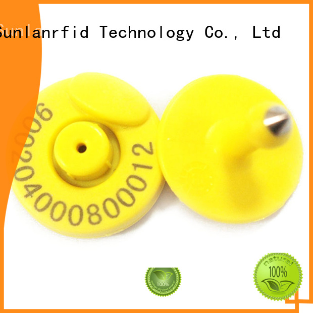 Sunlanrfid quality custom pet tags cat Supply for daily life
