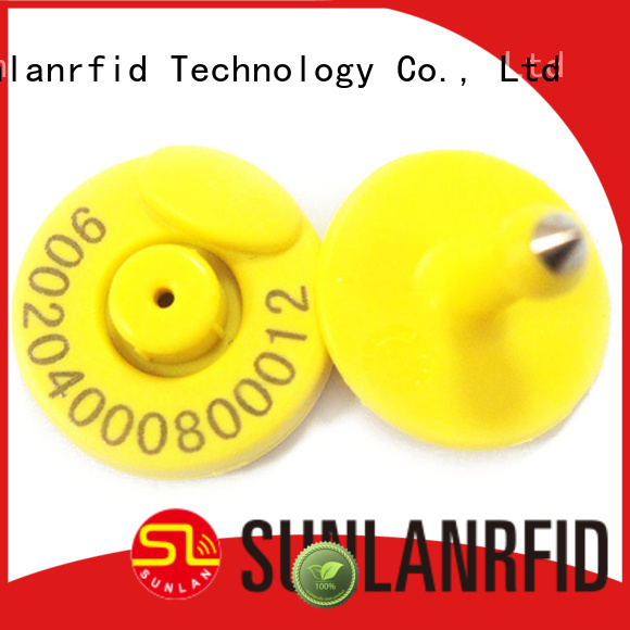 Sunlanrfid rfid animal tracking animal for parking