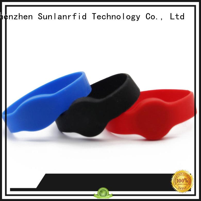 Quality Sunlanrfid Brand rfid wrist watch mifare