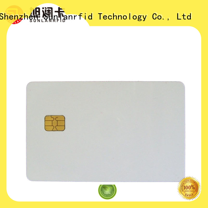 durable iccard contact production for parking