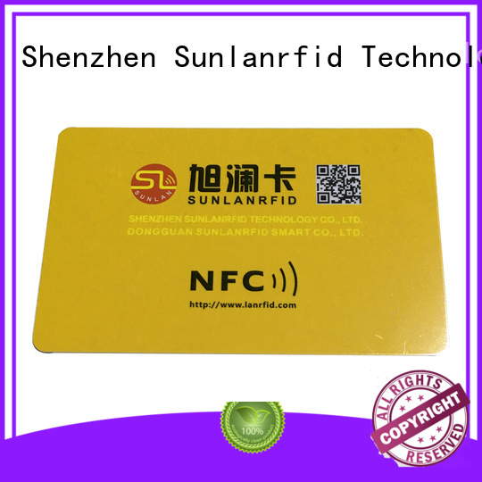 High-quality nfc reader android card production for access control