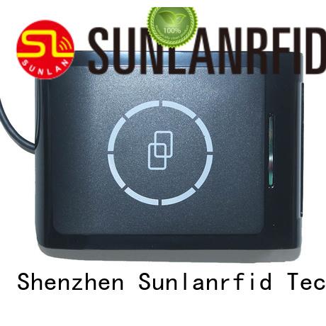 Sunlanrfid online uhf reader series for indoor