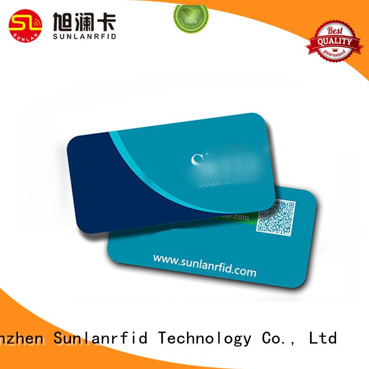 hotel room key card classic mifare Sunlanrfid Brand room key card