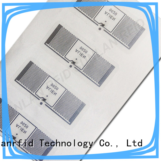 Sunlanrfid supplier rfid stiker Suppliers for clothing store