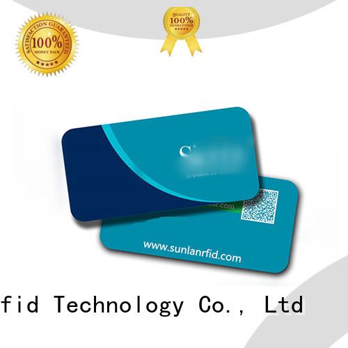 Sunlanrfid alien rfid access card series for transportation