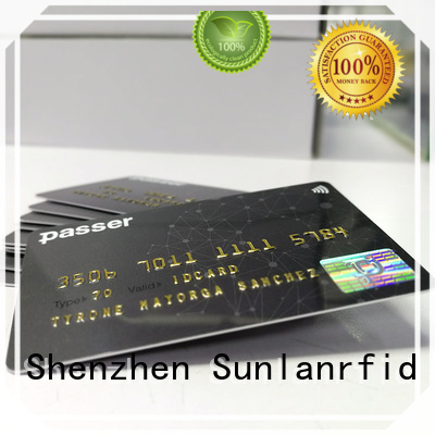 public transport card smart industry Sunlanrfid