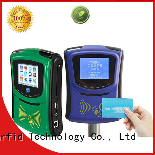 metro bus smart card ultralight company Sunlanrfid