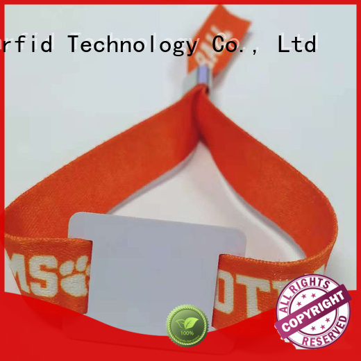 Sunlanrfid rfid wrist tag supplier for transportation