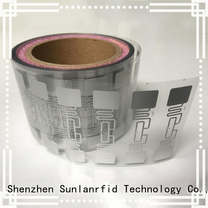 custom uhf dry inlay manufacturers Supply for hologram