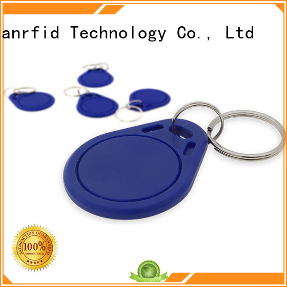 Sunlanrfid mifare room key fobs for business for access control