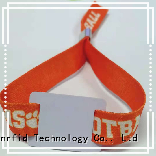 Sunlanrfid rfid wristbands series for transportation
