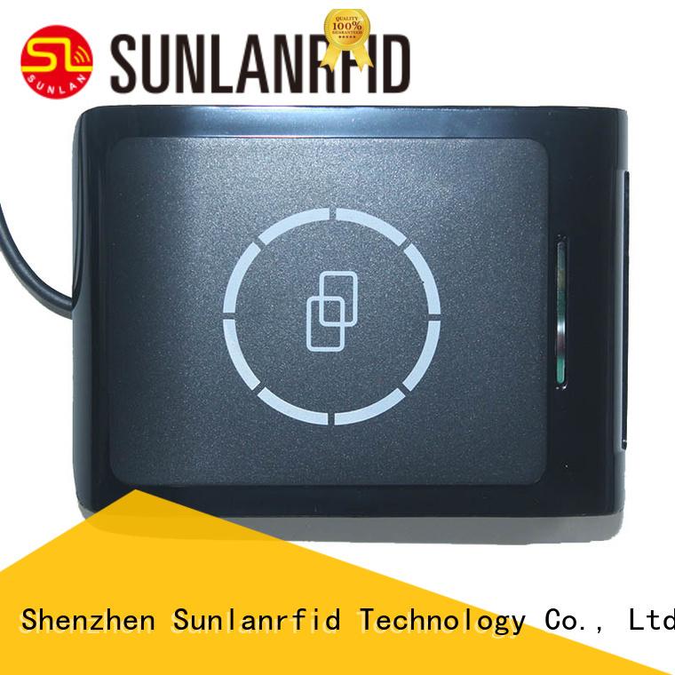 Sunlanrfid quality long range rfid reader manufacturer for daily life