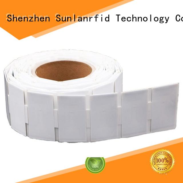 Sunlanrfid flexible rfid sticker manufacturer for access control