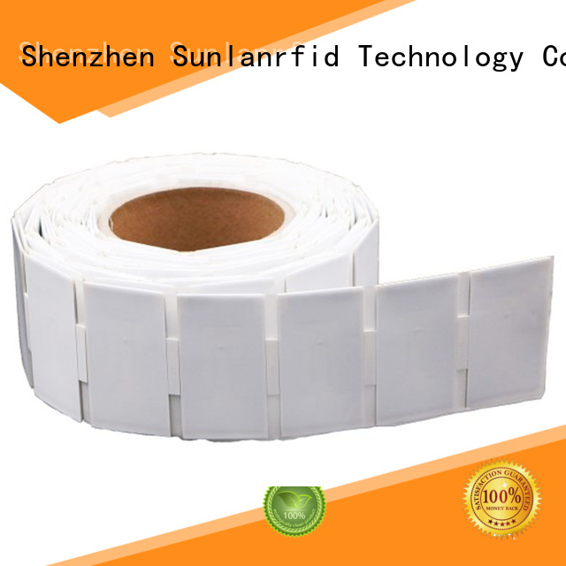 Sunlanrfid flexible rfid sticker manufacturer for access control