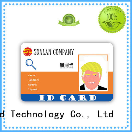 id student id card ntag213 supplier for parking