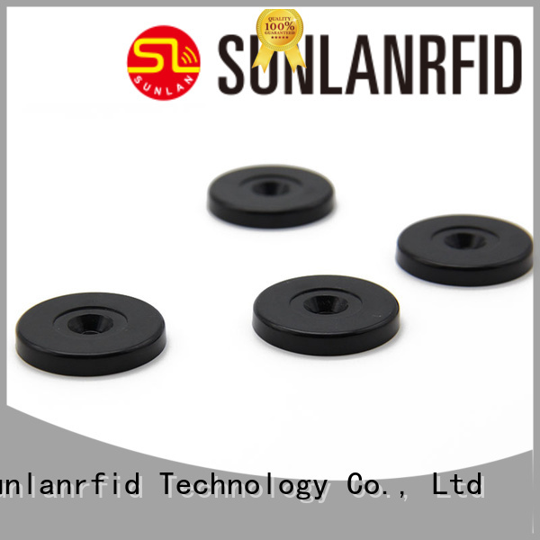 Sunlanrfid durable coin tag wholesale for daily life