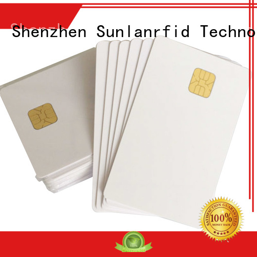 contact contact chip card ic series for parking