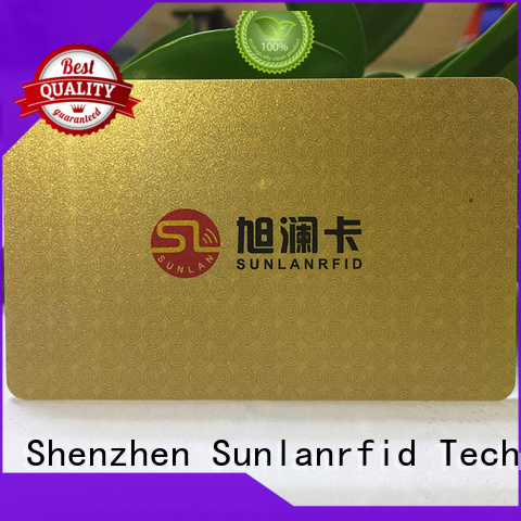 Sunlanrfid smart nfc support series for shopping Center