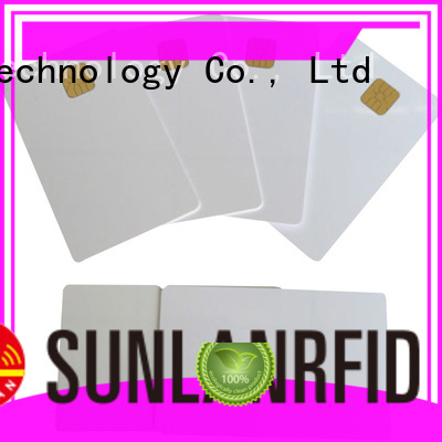 Sunlanrfid online ic card chip for daily life
