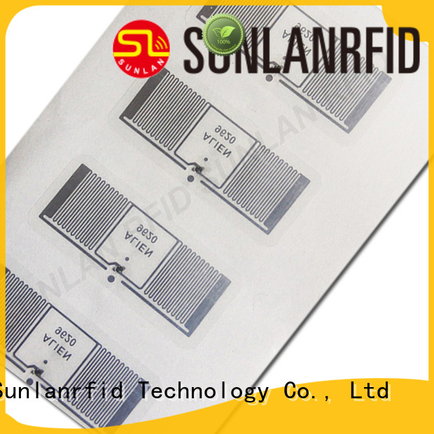 Sunlanrfid wet rfid suppliers company for clothing store
