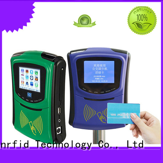 Hot transit rfid bus card transportation Sunlanrfid Brand