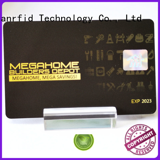 transit smart bus transportation rfid bus card Sunlanrfid Brand